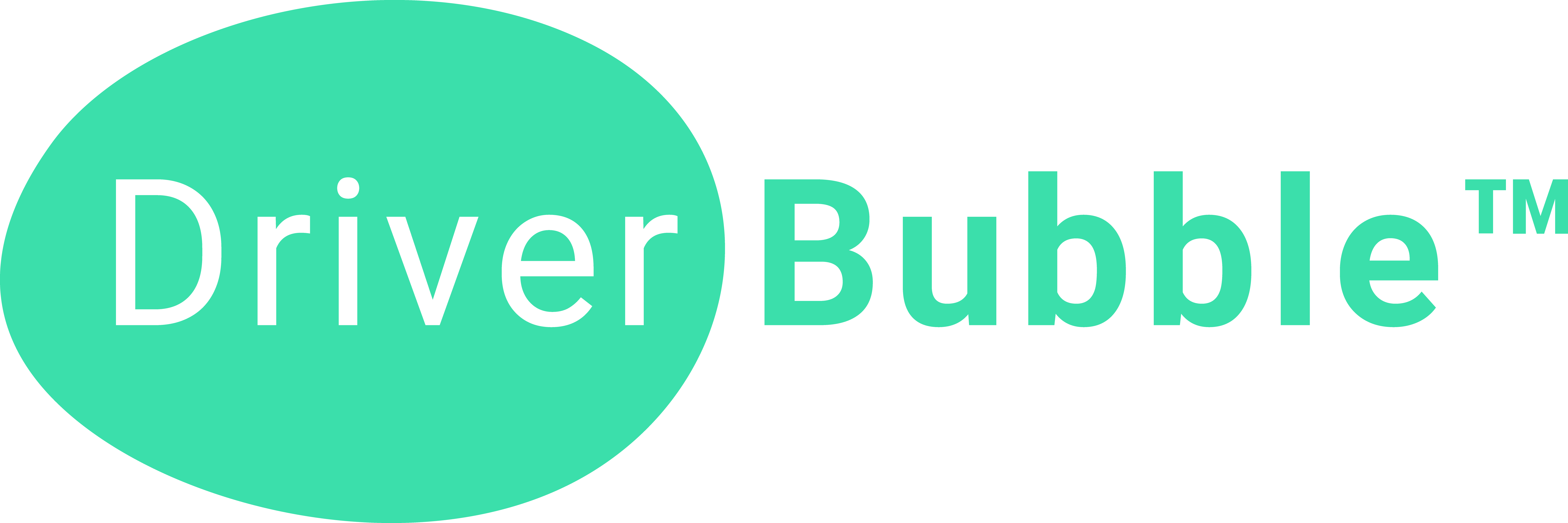 Driver Bubble Logo
